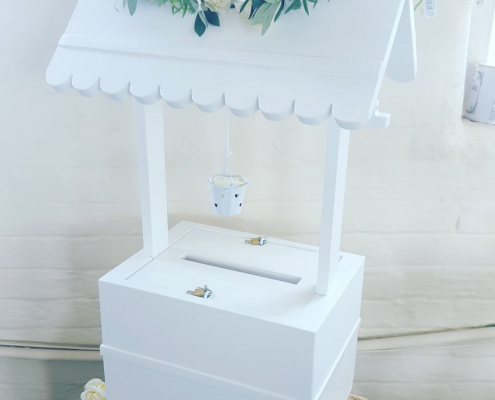 Wedding post boxes to hire