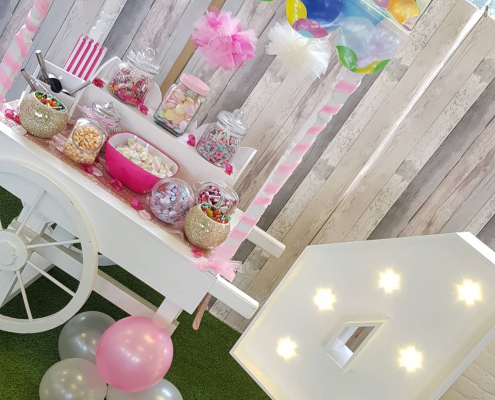 Sweet Cart Hire cheshire